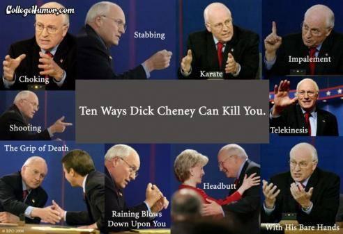 Cheney!