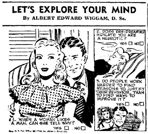 Comics, 1948!!